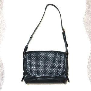 COLE HAAN Brennan Flap Shoulder Bag